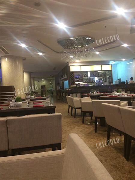 アバターダナンホテル(Avatar Danang Hotel)のレストラン