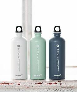 ホットヨガスタジオLAVA(ラバ)の水素水ボトル
