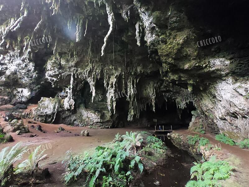 イル・デ・パン(オルタンス女王の洞窟)