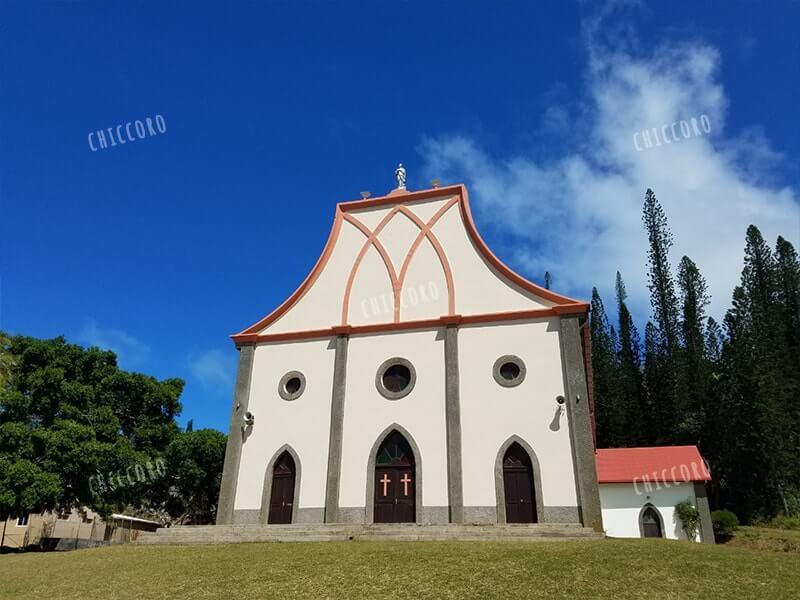 バオ村の教会